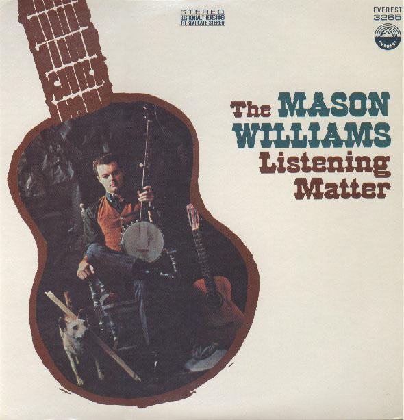 Mason Williams & Mannheim Steamroller - Classical Gas